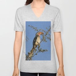 The Real Zazu Unisex V-Neck
