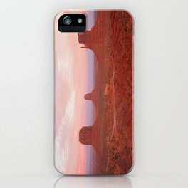 Monumental View iPhone Case