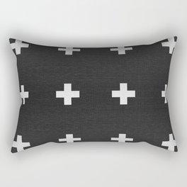 Fashion watercolor minimalist I Rectangular Pillow
