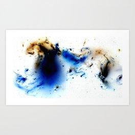 Fresia Art Print