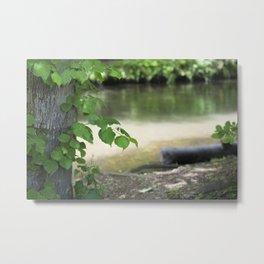 The river bed Metal Print