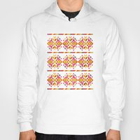 ethnic Hoodies featuring Eastern Ethnic  by VessDSign