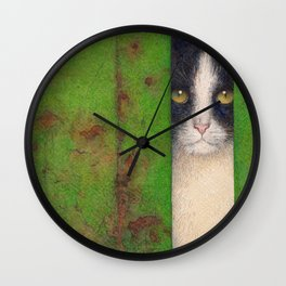 Loneliness Wall Clock