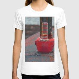 Oil Tank Gauge T-shirt