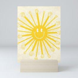 Heat Wave Mini Art Print