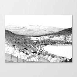 Voss Canvas Print
