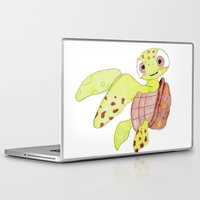nemo Laptop & iPad Skins featuring finding nemo by Art_By_Sarah
