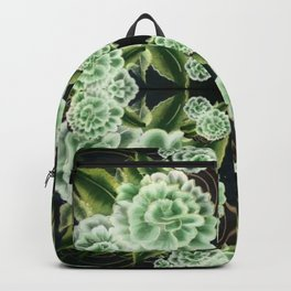 Kaleidoscopic cabbage Roses Backpack