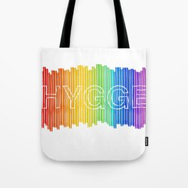 Hygge for All Tote Bag