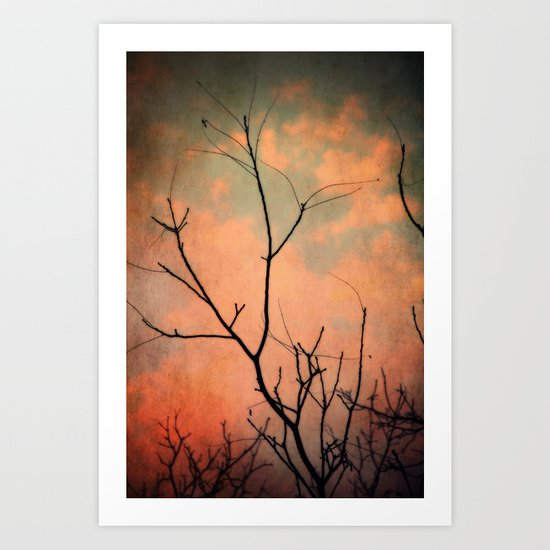 Upon Dawn Art Print