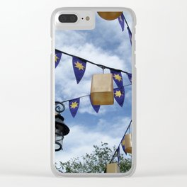At Last I See The Light Clear iPhone Case