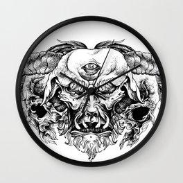 Demon Wall Clock