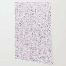 Purple Droplets #2259 Wallpaper