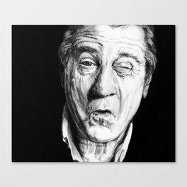 Squint Canvas Print