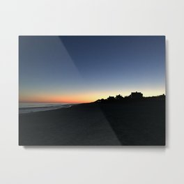 Sunset at Main Beach Metal Print