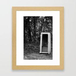 DUP-02 Framed Art Print