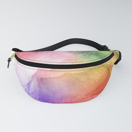 BRIGHT PASTEL DREAM Fanny Pack