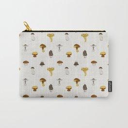 Mushroom Glaze Carry-All Pouch