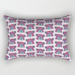 koala in drag Rectangular Pillow