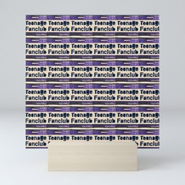 A Teenage Fanclub Mini Art Print