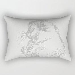 Prairie dog Rectangular Pillow