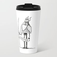 Skinny Jeans Viking Travel Mug