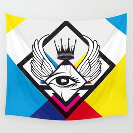 Bigbrother Wall Tapestry