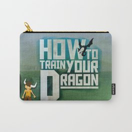 HOW TO TRAIN YOUR DRAGON - Fantasy | Animation | Movie | Fantastic | Childer | Sci-fi Carry-All Pouch