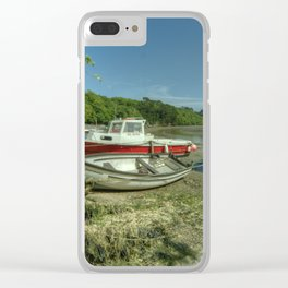 Fal Boats Clear iPhone Case