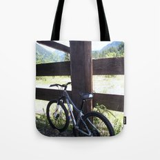 The View Beyond Tote Bag