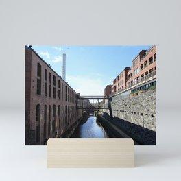 Crossing Over Mini Art Print