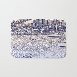 Charles River Esplanade Bath Mat