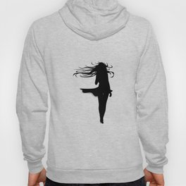 Blowing In The Wind Hoody