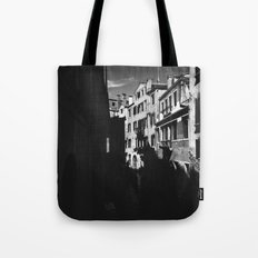 Where it leads Tote Bag