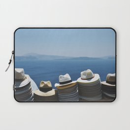 Hats made in Santorini Laptop Sleeve