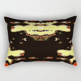 Aspersions Rectangular Pillow