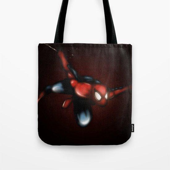 Spider Man Tote Bag
