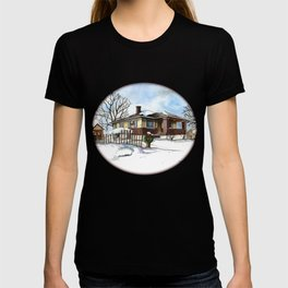 A Bungalow in the Country T-shirt