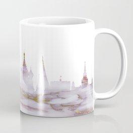 Moscow Skyline Russia Coffee Mug