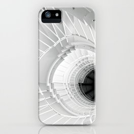 The Winding Staircase iPhone Case