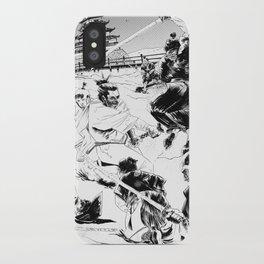 Shogun Assasin iPhone Case
