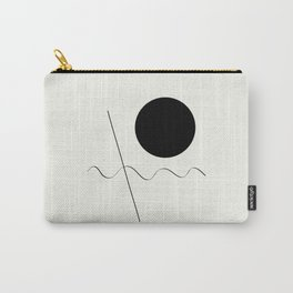 Abstract 09 Carry-All Pouch