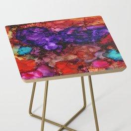 Nebula Dreams Side Table
