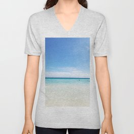 I Can Sea Clearly Now Unisex V-Neck