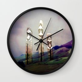 The Old Gods Wall Clock