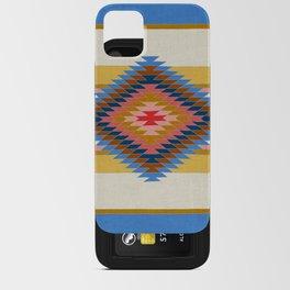 Fiesta Blue iPhone Card Case