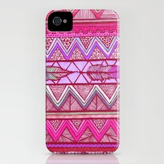 Two Feathers Two... iPhone (4, 4s) Slim Case