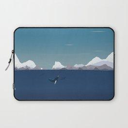Arctic Sea Laptop Sleeve
