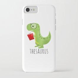 Thesaurus iPhone Case