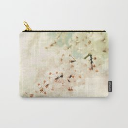 BRAVE LITTLE BLOSSOMS Carry-All Pouch